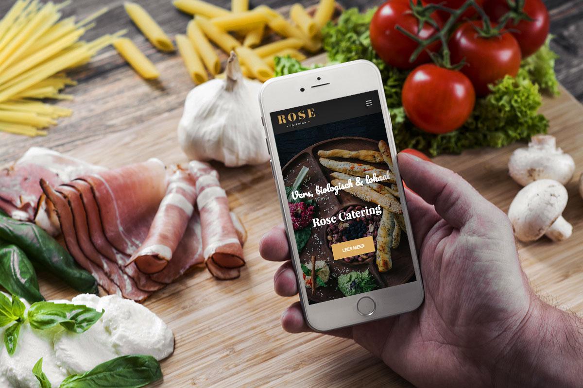 website-responsive-keuken-eten-rose-catering